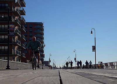Photograph - Boardwalk by Newwwman