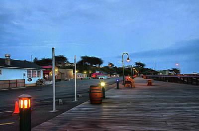 Photograph - Boardwalk  by Thom Zehrfeld