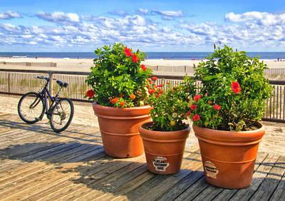 Photograph - Boardwalk View by Carolyn Derstine