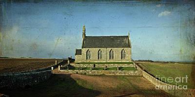 Photograph - Boarhills Church by Liz Alderdice