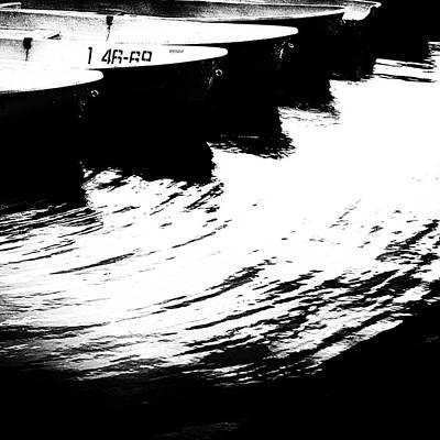 Photograph - Boat #1 4669 by Andrey Godyaykin