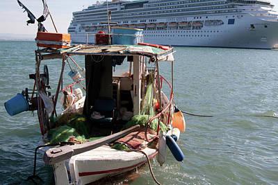 Boat And Ship Art Print
