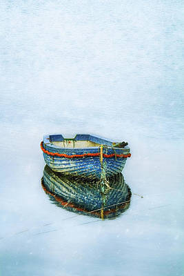Photograph - Boat At Culkein by Chris Puddephatt