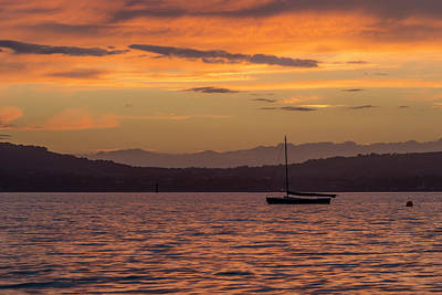 Photograph - Boat By Holywood by Glen Sumner