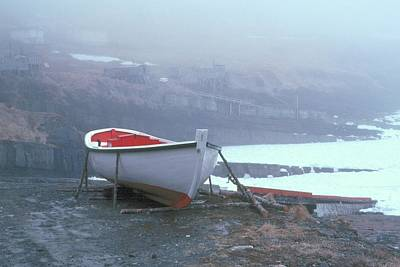 Photograph - Boat  Flatrock by Douglas Pike