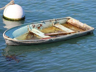 Photograph - Boat For Rent by Gary Canant
