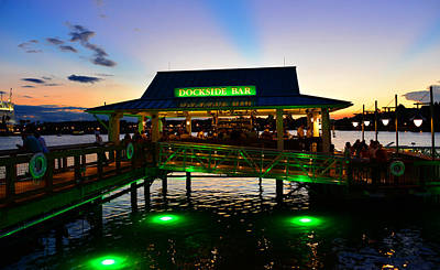 Photograph - Boat House Bar by David Lee Thompson