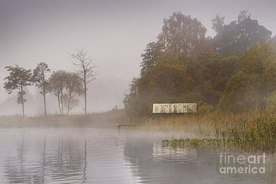 Boat House Photograph - Boat House by Rod McLean