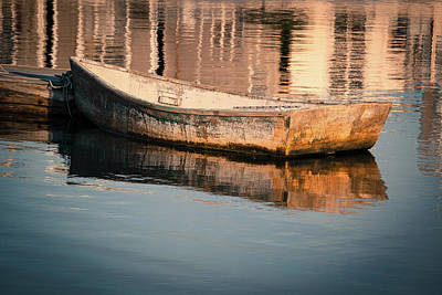 Photograph - Boat In The Harbor by Patrice Zinck