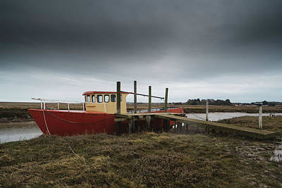 Photograph - Boat by James Billings