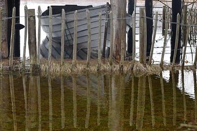 Photograph - Boat Keep by Dawn Richerson