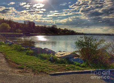 Photograph - Boat Launch Cove by Patricia E Sundik