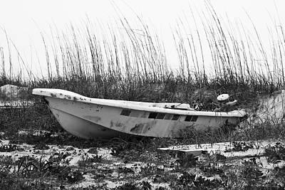 Boat Owner's Statement Art Print