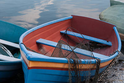 Photograph - Boat by Pamela Williams
