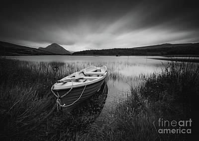 Photograph - Boat by Pawel Klarecki