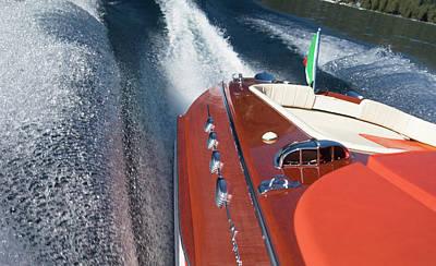 Photograph - Boat by Steven Lapkin