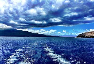 Photograph - Boat View by Michael Albright