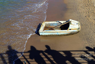Photograph - Boat Watching by Teresa Zieba