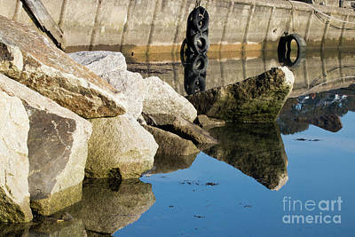 Photograph - Reflections Rock by Terri Waters