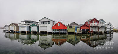 Photograph - Boathouse Smile by Joann Long