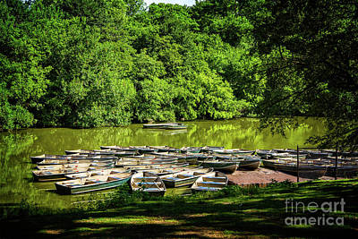 Photograph - Boating Season by Franz Zarda