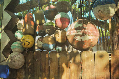 Photograph - Boats And Buoys by Jamart Photography