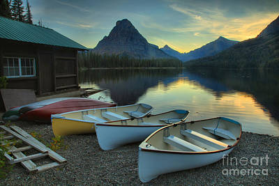 Photograph - Boats At Rest by Adam Jewell