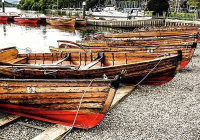 Photograph - Boats by Elijah Knight