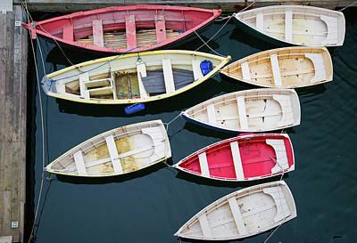 Photograph - Boats by Emmanuel Panagiotakis