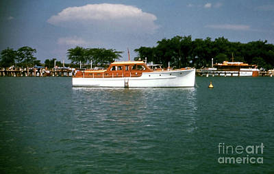 Photograph - Boats In Harbor - 004 by Larry Ward