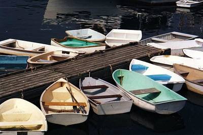 Photograph - Boats In Waiting by John Scates
