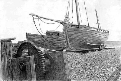 Boats Print by William Young