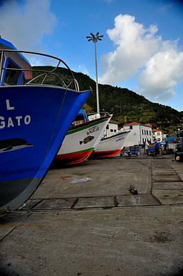 Photograph - Boats,fishing-11 by Joseph Amaral