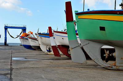 Photograph - Boats,fishing-13 by Joseph Amaral