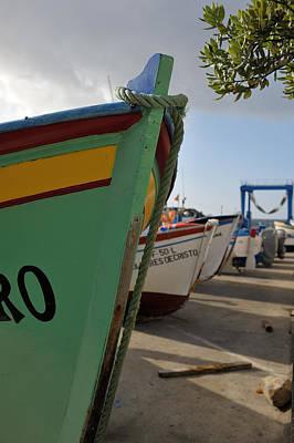 Photograph - Boats,fishing-14 by Joseph Amaral