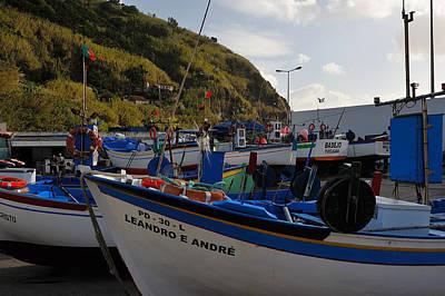 Photograph - Boats,fishing-15 by Joseph Amaral