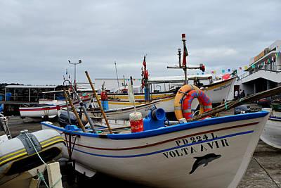 Photograph - Boats,fishing by Joseph Amaral