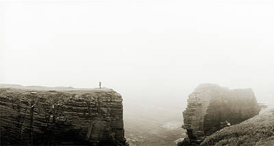 Photograph - Bob At Noss Head by Jan W Faul
