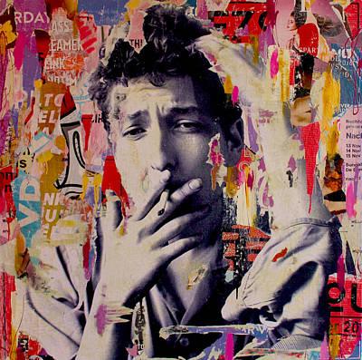 Bob Dylan Original by Michiel Folkers