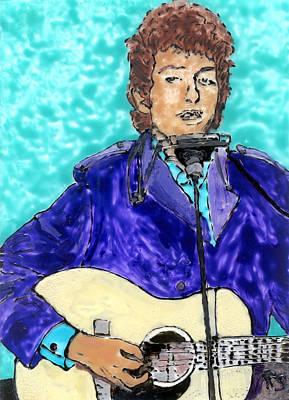 Bob Dylan Number 3 Original
