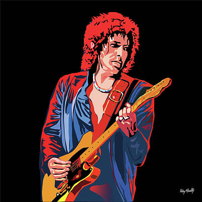 Bob Dylan Original by Roby Marelly