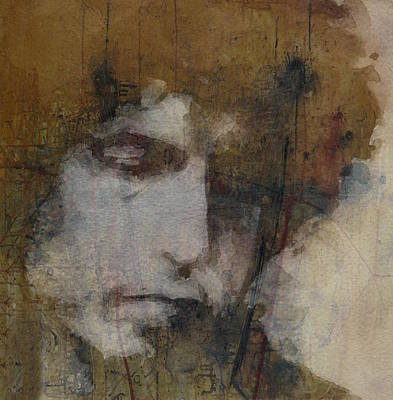 Bob Dylan - The Times They Are A Changin' Art Print