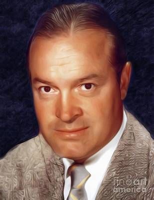 Bringing The Outdoors In - Bob Hope, Comedian by Esoterica Art Agency
