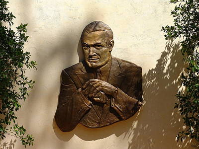 Photograph - Bob Hope Memorial by Glenn McCarthy Art and Photography