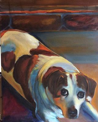 Painting - Bob by Kaytee Esser