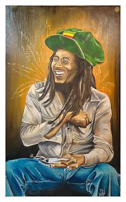 Bob Marley Original by Jeremy Worst