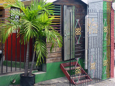 Photograph - Bob Marley's Home In Kingston by Dianne Levy