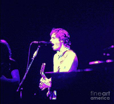 Photograph - Bob Weir Grateful Dead Dead And Co. by Susan Carella