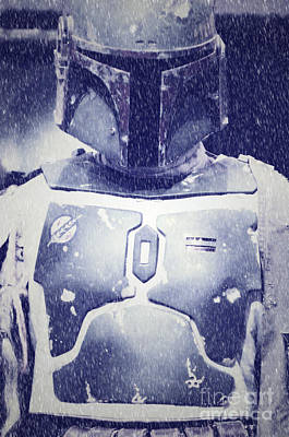 Jet Star Photograph - Boba Fett Costume 36 by Micah May