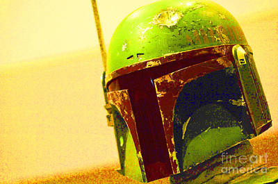 Jet Star Photograph - Boba Fett Costume 37 by Micah May